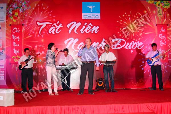 Tổ chức sự kiện Gala Dinner - Tất Niên 2013 Hội Dược Học Tp.HCM - 13