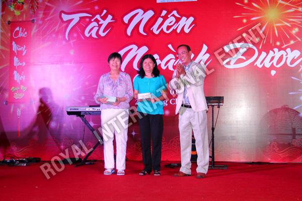 Tổ chức sự kiện Gala Dinner - Tất Niên 2013 Hội Dược Học Tp.HCM - 14