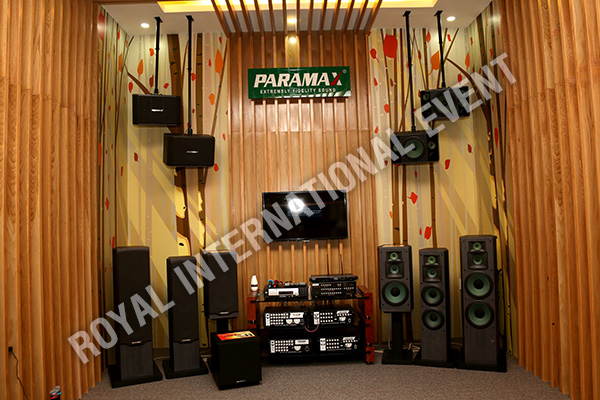 Tổ chức sự kiện Lễ khai trương Showroom Sóng Âm Thanh - 03