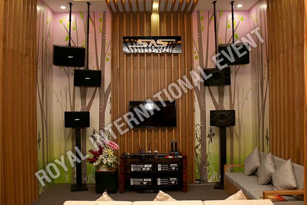 Tổ chức sự kiện Lễ khai trương Showroom Sóng Âm Thanh - 04