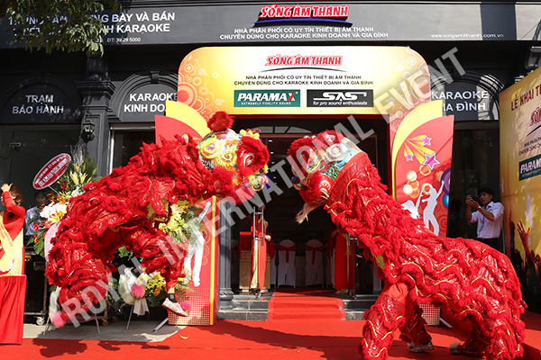 Tổ chức sự kiện Lễ khai trương Showroom Sóng Âm Thanh - 06