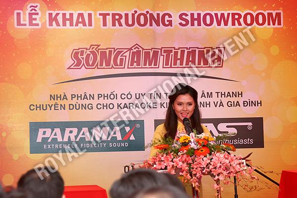 Tổ chức sự kiện Lễ khai trương Showroom Sóng Âm Thanh - 10