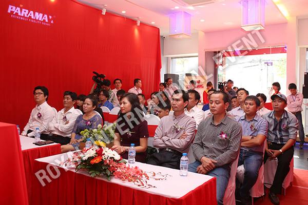 Tổ chức sự kiện Lễ khai trương Showroom Sóng Âm Thanh - 11