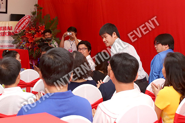 Tổ chức sự kiện Lễ khai trương Showroom Sóng Âm Thanh - 12