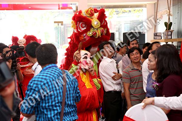 Tổ chức sự kiện Lễ khai trương Showroom Sóng Âm Thanh - 17
