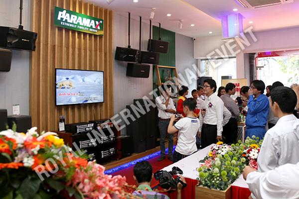 Tổ chức sự kiện Lễ khai trương Showroom Sóng Âm Thanh - 18