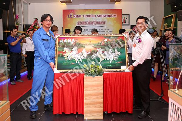 Tổ chức sự kiện Lễ khai trương Showroom Sóng Âm Thanh - 20