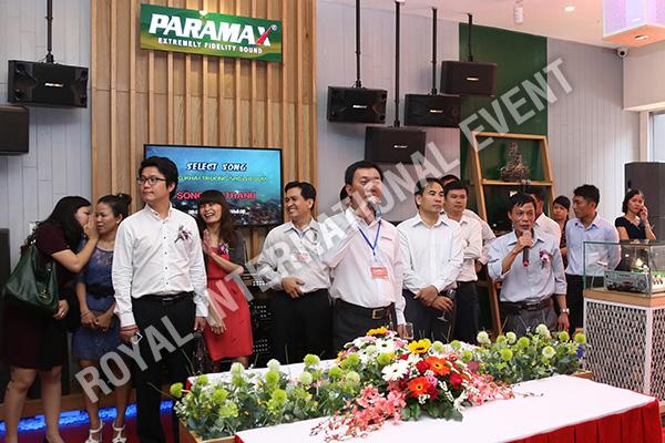 Tổ chức sự kiện Lễ khai trương Showroom Sóng Âm Thanh - 21