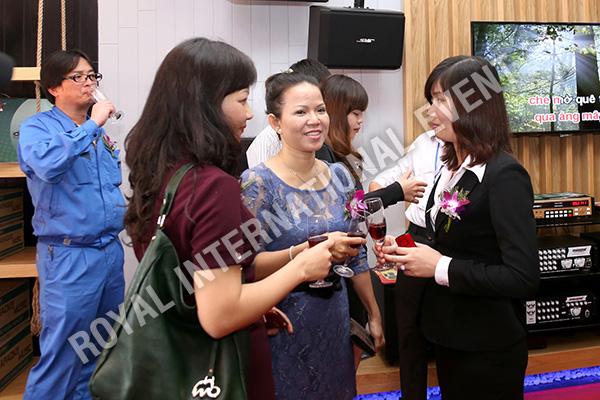 Tổ chức sự kiện Lễ khai trương Showroom Sóng Âm Thanh - 22