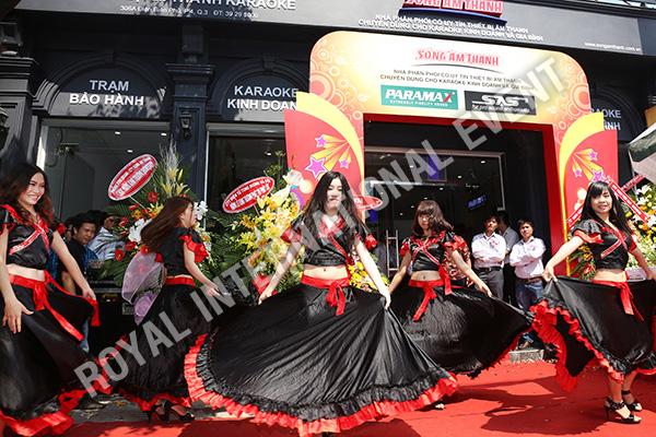 Tổ chức sự kiện Lễ khai trương Showroom Sóng Âm Thanh - 24
