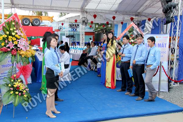 Tổ chức sự kiện Lễ ra mắt sản phẩm Somi Romooc Hoàng Sa - Trường Sa của Công ty Tân Thanh Container - 04