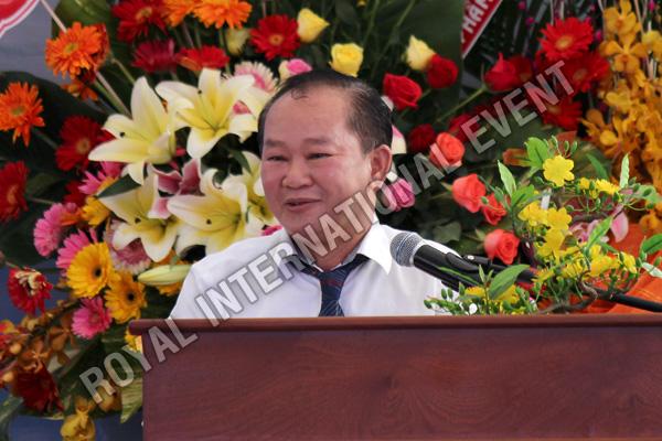Tổ chức sự kiện Lễ ra mắt sản phẩm Somi Romooc Hoàng Sa - Trường Sa của Công ty Tân Thanh Container - 06