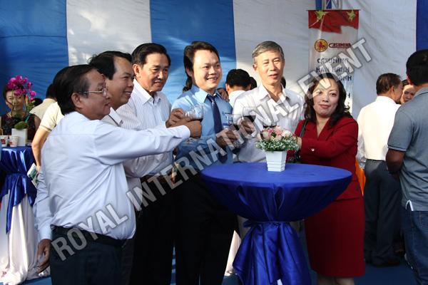 Tổ chức sự kiện Lễ ra mắt sản phẩm Somi Romooc Hoàng Sa - Trường Sa của Công ty Tân Thanh Container - 15