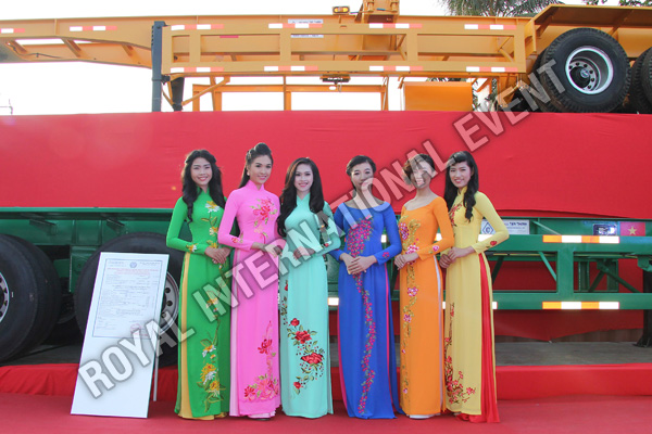 Tổ chức sự kiện Lễ ra mắt sản phẩm Somi Romooc Hoàng Sa - Trường Sa của Công ty Tân Thanh Container - 16