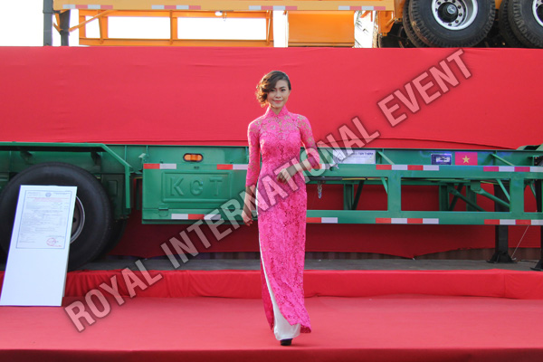 Tổ chức sự kiện Lễ ra mắt sản phẩm Somi Romooc Hoàng Sa - Trường Sa của Công ty Tân Thanh Container - 17