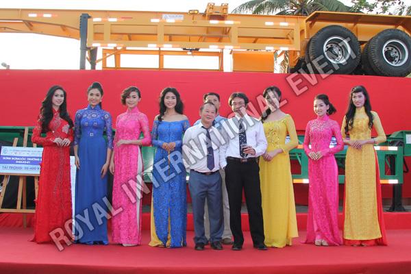 Tổ chức sự kiện Lễ ra mắt sản phẩm Somi Romooc Hoàng Sa - Trường Sa của Công ty Tân Thanh Container - 18