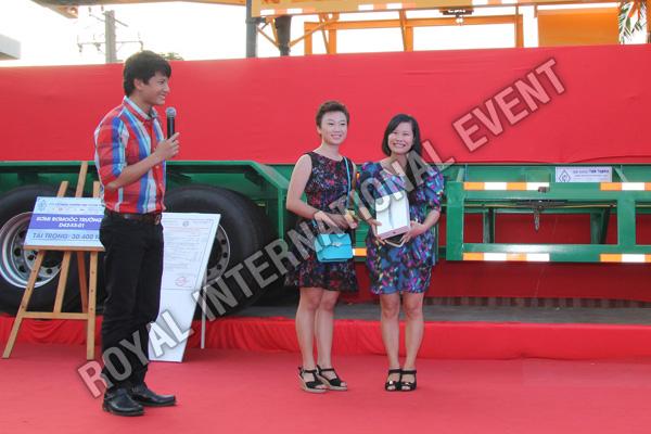 Tổ chức sự kiện Lễ ra mắt sản phẩm Somi Romooc Hoàng Sa - Trường Sa của Công ty Tân Thanh Container - 20