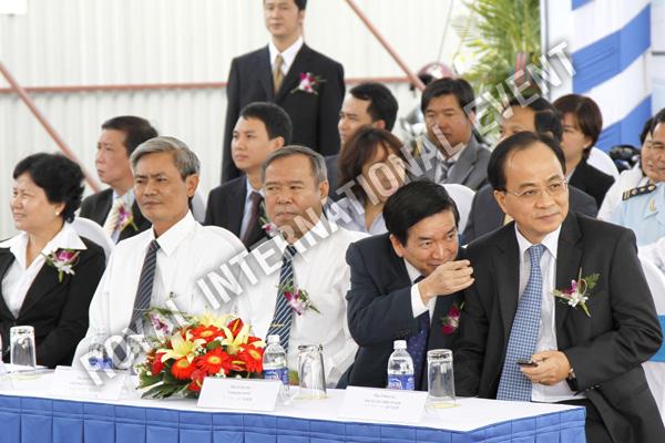 Tổ chức sự kiện Lễ động thổ Khu Kỹ nghệ Việt Nhật - ViePan Techno Park - 11