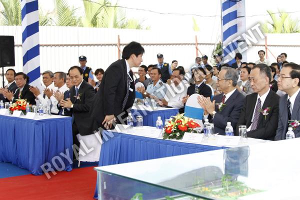 Tổ chức sự kiện Lễ động thổ Khu Kỹ nghệ Việt Nhật - ViePan Techno Park - 15