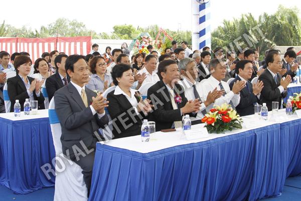 Tổ chức sự kiện Lễ động thổ Khu Kỹ nghệ Việt Nhật - ViePan Techno Park - 18
