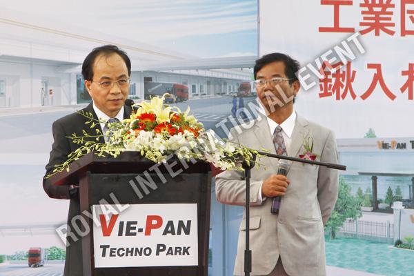 Tổ chức sự kiện Lễ động thổ Khu Kỹ nghệ Việt Nhật - ViePan Techno Park - 19