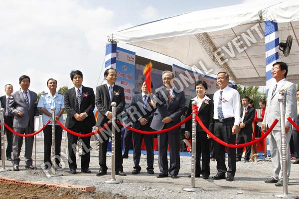 Tổ chức sự kiện Lễ động thổ Khu Kỹ nghệ Việt Nhật - ViePan Techno Park - 25
