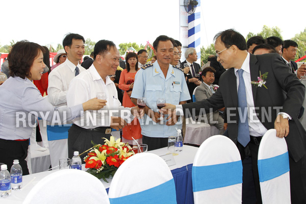 Tổ chức sự kiện Lễ động thổ Khu Kỹ nghệ Việt Nhật - ViePan Techno Park - 28