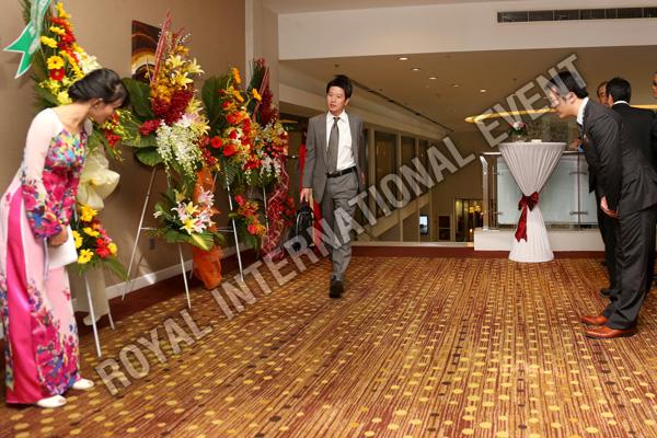 Tổ chức sự kiện Lễ khai trương Công ty VINX Việt Nam - 03