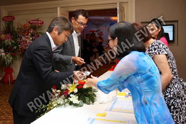Tổ chức sự kiện Lễ khai trương Công ty VINX Việt Nam - 05
