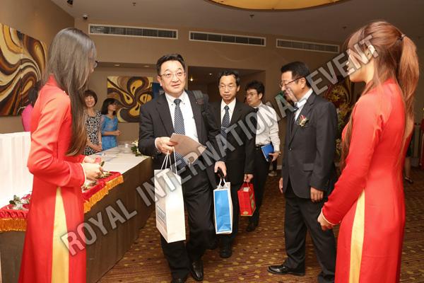 Tổ chức sự kiện Lễ khai trương Công ty VINX Việt Nam - 07
