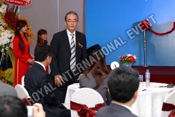 Tổ chức sự kiện Lễ khai trương Công ty VINX Việt Nam - 11