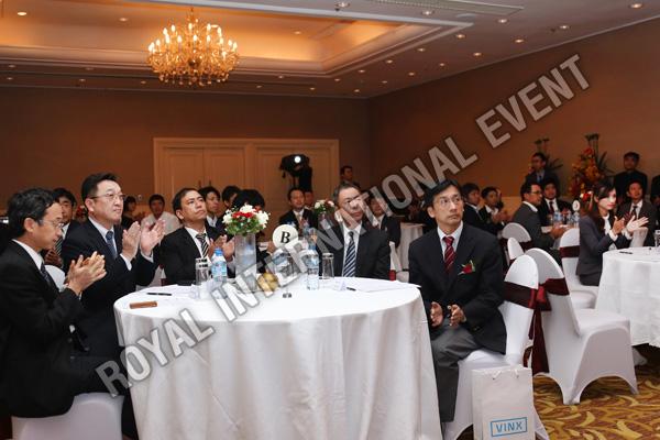 Tổ chức sự kiện Lễ khai trương Công ty VINX Việt Nam - 15