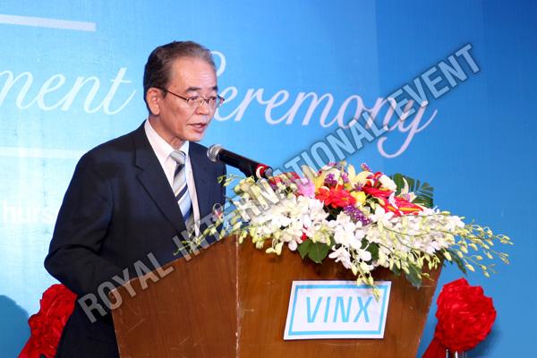 Tổ chức sự kiện Lễ khai trương Công ty VINX Việt Nam - 16