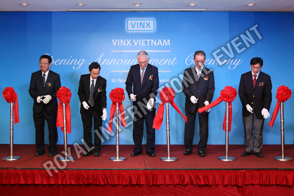 Tổ chức sự kiện Lễ khai trương Công ty VINX Việt Nam - 18