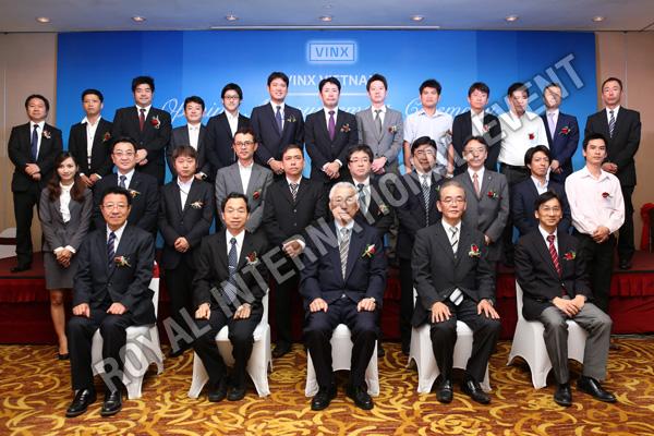 Tổ chức sự kiện Lễ khai trương Công ty VINX Việt Nam - 19