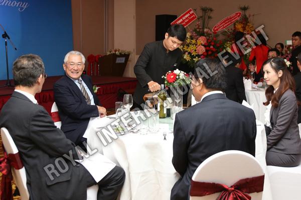 Tổ chức sự kiện Lễ khai trương Công ty VINX Việt Nam - 20