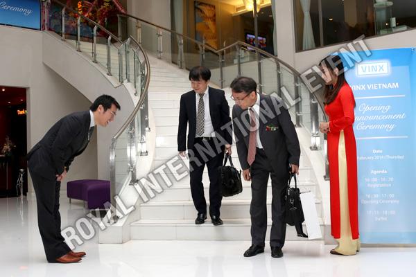 Tổ chức sự kiện Lễ khai trương Công ty VINX Việt Nam - 25