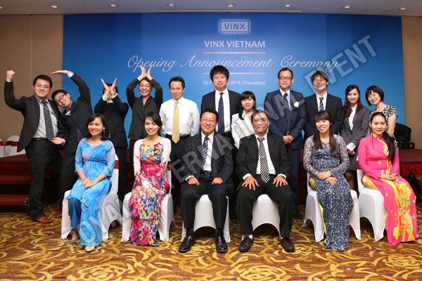 Tổ chức sự kiện Lễ khai trương Công ty VINX Việt Nam - 26