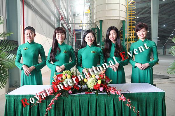 Tổ chức sự kiện - Lễ khánh thành nhà máy rang xay cà phê Tập đoàn Neumann Gruppe Việt Nam - 03