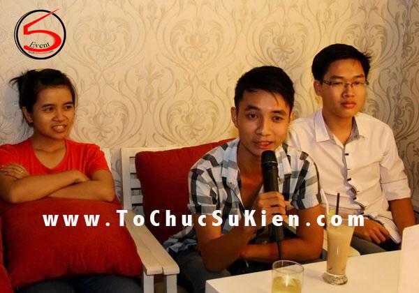 Tổ chức sinh hoạt Offline Câu lạc bộ Five Event tại UP Cafe - 4