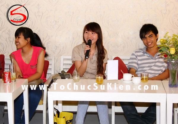 Tổ chức sinh hoạt Offline Câu lạc bộ Five Event tại UP Cafe - 5