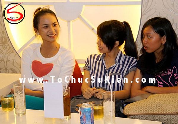 Tổ chức sinh hoạt Offline Câu lạc bộ Five Event tại UP Cafe - 6