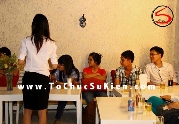 Tổ chức sinh hoạt Offline Câu lạc bộ Five Event tại UP Cafe - 10