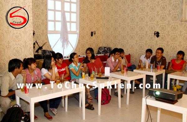 Tổ chức sinh hoạt Offline Câu lạc bộ Five Event tại UP Cafe - 11