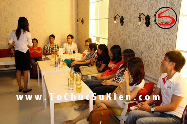 Tổ chức sinh hoạt Offline Câu lạc bộ Five Event tại UP Cafe - 12