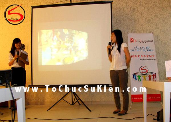 Tổ chức sinh hoạt Offline Câu lạc bộ Five Event tại UP Cafe - 18