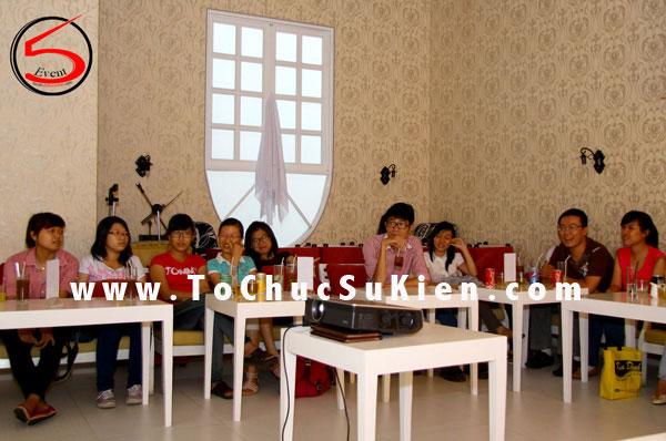 Tổ chức sinh hoạt Offline Câu lạc bộ Five Event tại UP Cafe - 20