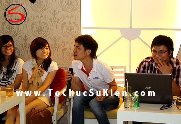 Tổ chức sinh hoạt Offline Câu lạc bộ Five Event tại UP Cafe - 21