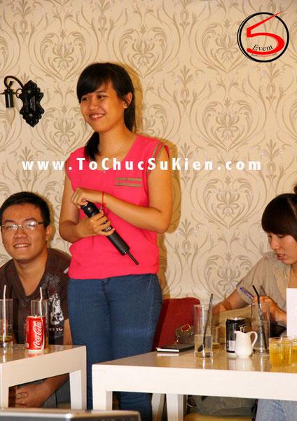 Tổ chức sinh hoạt Offline Câu lạc bộ Five Event tại UP Cafe - 22