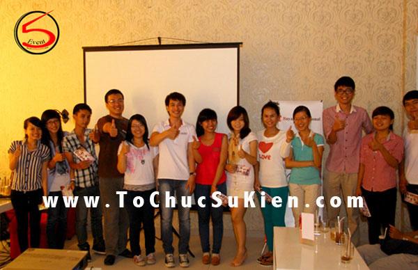 Tổ chức sinh hoạt Offline Câu lạc bộ Five Event tại UP Cafe - 25